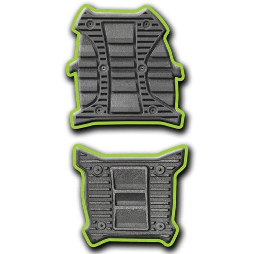Timberline Griptoenite gripping pads