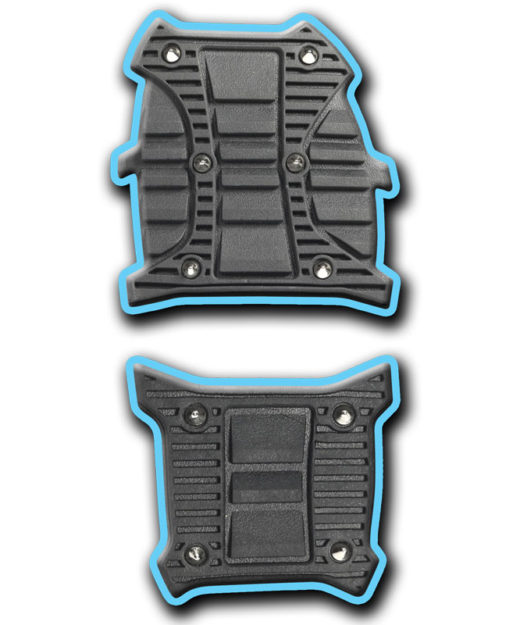 Water Trekker Griptoenite gripping pads