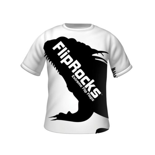 fliprocks t-shirt black
